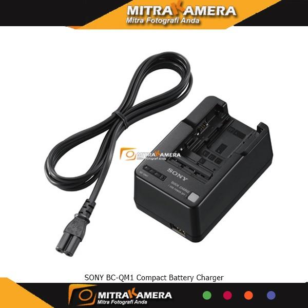 harga Sony bc-qm1 compact battery charger Tokopedia.com