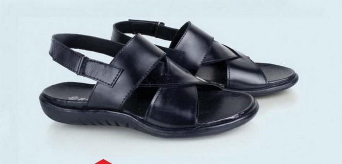 harga Sepatu sandal casual pria kulit [bio 112] Tokopedia.com