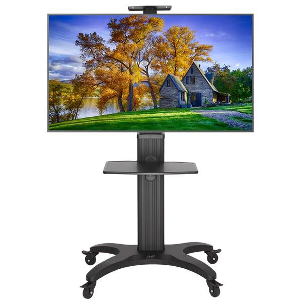 harga North bayou avf1500-50-1p tv stand dgn roda 32-65 Tokopedia.com