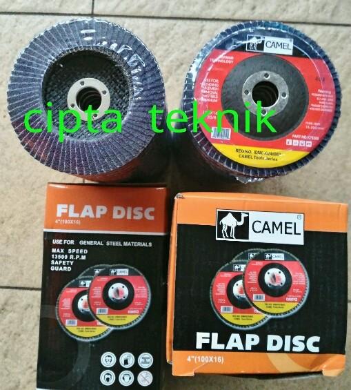 Flap Disc 4 inchi grit 80 Camel. Ke Toko. Flap Disc 4 inchi grit 80 Camel. 7.500 · GERGAJI KAYU LANCIP CAMEL BAGUS - GERGAJI TUKANG MURAH - GERGAJI KECIL ...