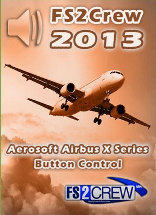 Jual FS2Crew - Aerosoft Airbus Button Control - Jakarta Barat - KIOS Flight  Simulator | Tokopedia
