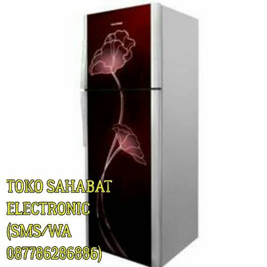 harga Kulkas polytron 2 pintu prm 21 bg rv Tokopedia.com