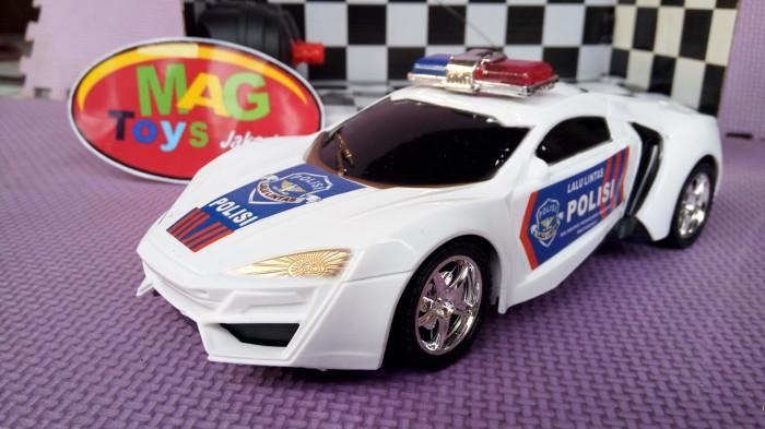 Foto Produk mobil-mobilan remote polisi indonesia dari MAG TOYS