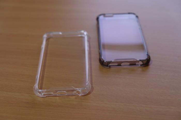 Foto Produk iPhone 7+ / 7 Plus Anticrack Case / Anti Crack case (SILICON +ACRYLIC) dari Pro Glass