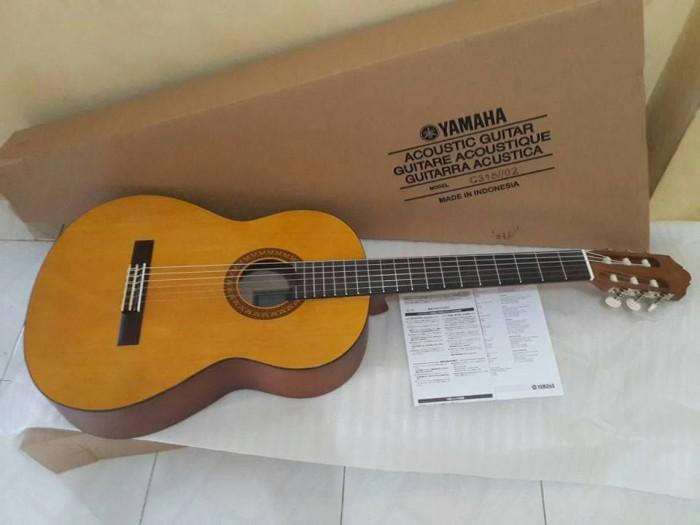 harga Termurah..!!! gitar klasik yamaha c315 original Tokopedia.com