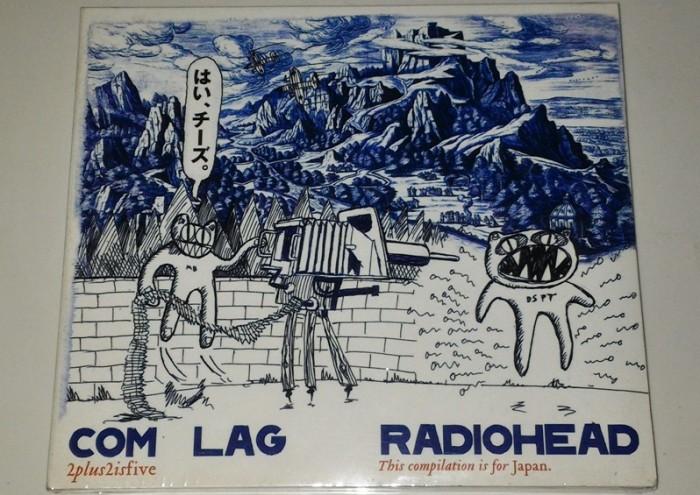 harga Cd radiohead - com lag (2plus2isfive) Tokopedia.com
