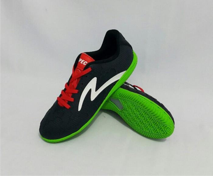 Jual sepatu futsal specs cyanide tnt in black original cek harga di ... 97978f72d5