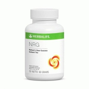 harga Nrg#nature raw guarana#herbalife#shake#original Tokopedia.com