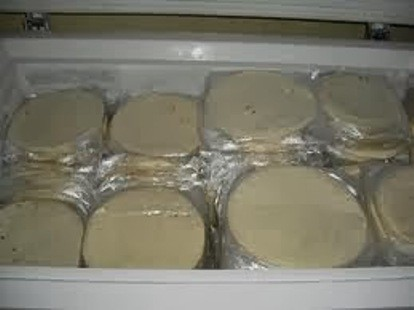 harga Tortila kebab - kulit kebab diameter 22 cm  isi 20 -tortila sedang Tokopedia.com