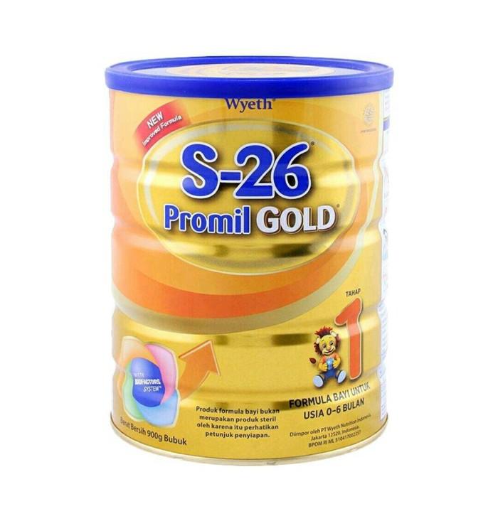 harga S26 promil gold tahap 1 900 gr Tokopedia.com