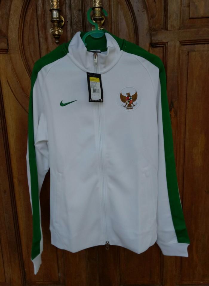 Jual ORIGINAL Jaket Timnas Indonesia Nike N98 Away Putih - Denil13 ... a052d65589
