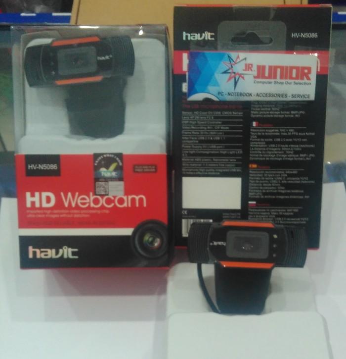 harga Webcam havit hv-n5086 Tokopedia.com
