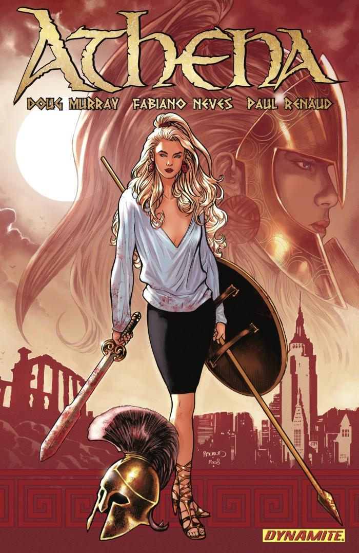 harga Athena volume 1 (graphic novel) [ebook/e-book] Tokopedia.com