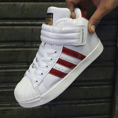harga sepatu adidas superstar high
