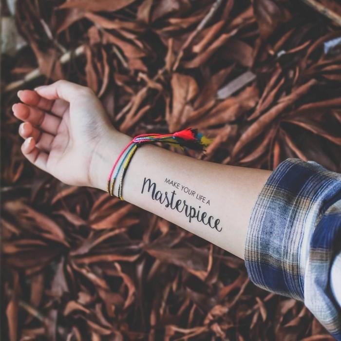 Foto Produk Lolitattoo Temporary Tattoo Masterpiece dari Lolitattoo Shop