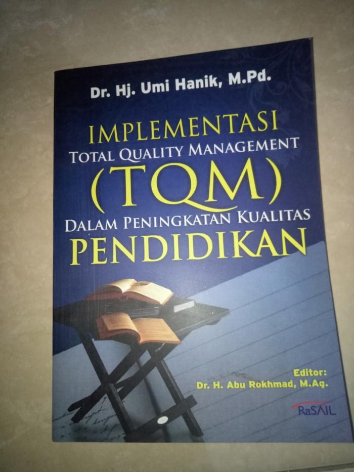 harga Implementasi total quality management dalam pendidikan Tokopedia.com