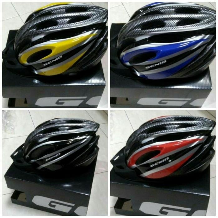 harga Helm sepeda / helm inline skate merk genio type g16 Tokopedia.com