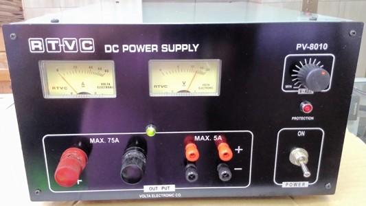 Power Supply RTVC 80A
