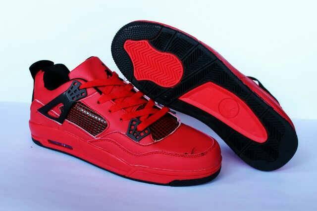 Sepatu MeicoleksiTokopedia Sport Pria Casual Air Nike Jordan Merah H Jual Murah Basket FJTK3lc1