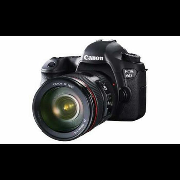 Jual Kamera Canon 6d Kota Palembang Dempo Bersaudara Tokopedia