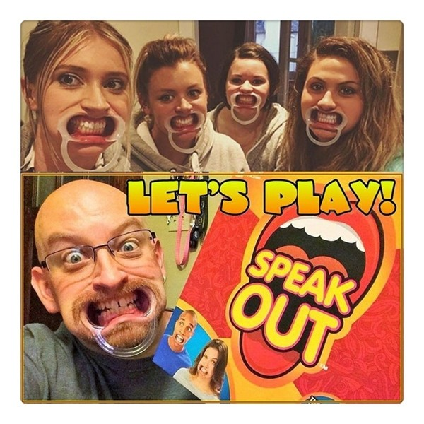 Katalog Speak Out Game Travelbon.com