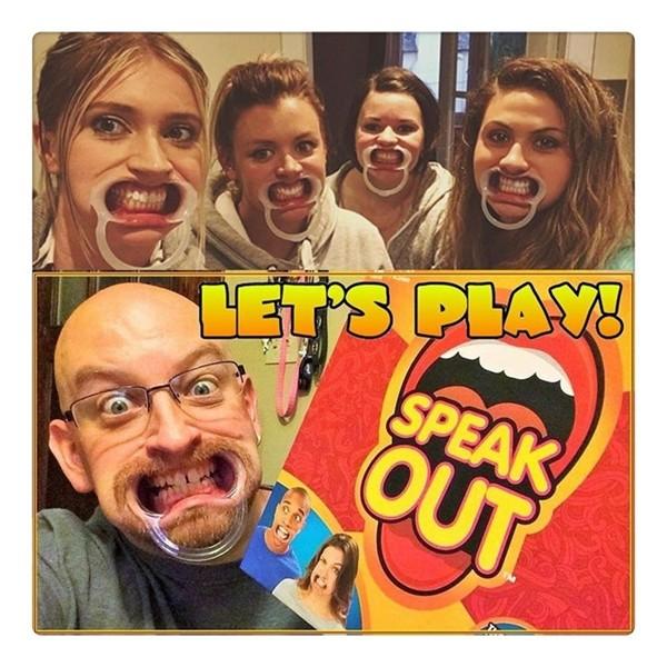 harga Speak out game, mainan mulut lebar, mainan tebak kata, speakout game Tokopedia