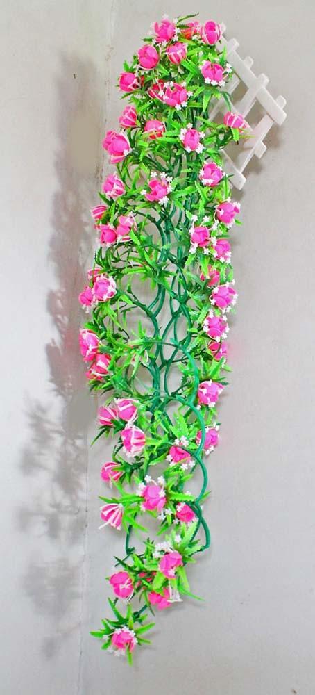 harga Bunga artificial dinding teralis tralis / artificial flower panjang a4 Tokopedia.com