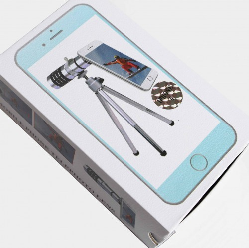 harga Lensa tele kamera 12 x zoom stand for iphone 6 Tokopedia.com