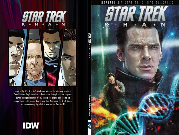 harga Star trek: khan (graphic novel) [ebook/e-book] Tokopedia.com