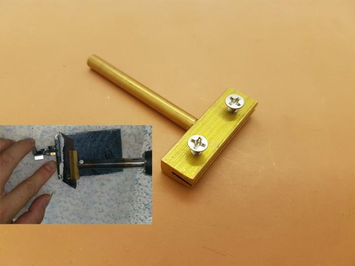 harga Uv glue remove cleaner t-tip solder iron tip 3.4cm Tokopedia.com