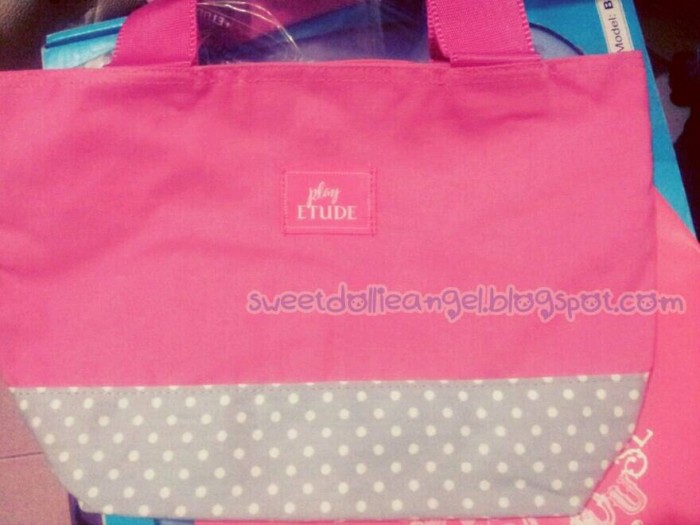 harga Etude house pink eco bag Tokopedia.com