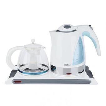Heles Tea Tray Set HB-3035 1,7 liter ( Garansi Resmi Heles )