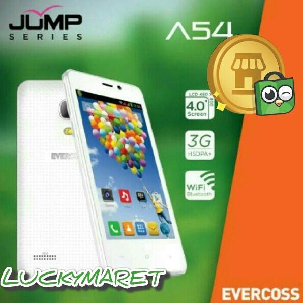 harga Evercoss a54 (new) Tokopedia.com