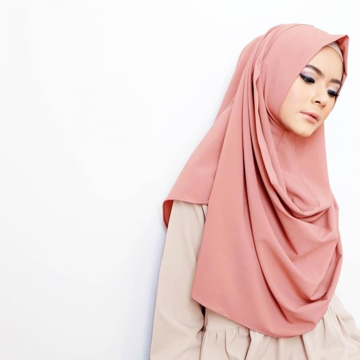 Jual Jilbab Pashmina Instan Hijab Raisa Instant Murah Bahan
