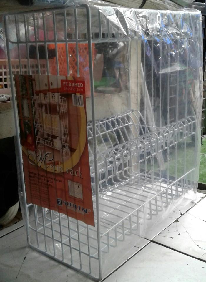 harga Rak piring susun 3 Tokopedia.com