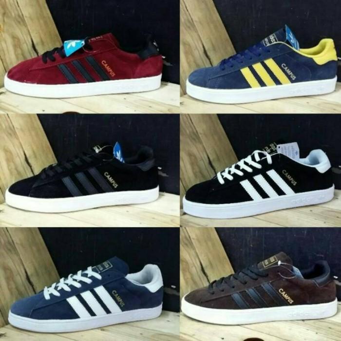 Jual Sepatu Adidas Campus Grade Ori Murah Sneakers Murah Kota