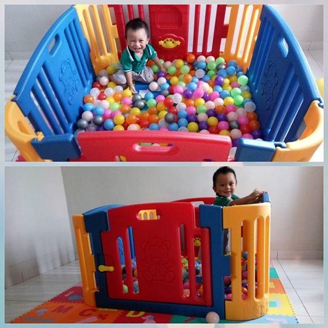 Jual Eduplay Baby Zone Pagar Bermain Anak Kota Manado Dhanial Toys Rental Mdo Tokopedia