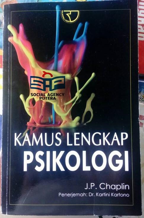 harga Kamus lengkap psikologi, j.p chaplin penerbit rajawali pers,tl Tokopedia.com