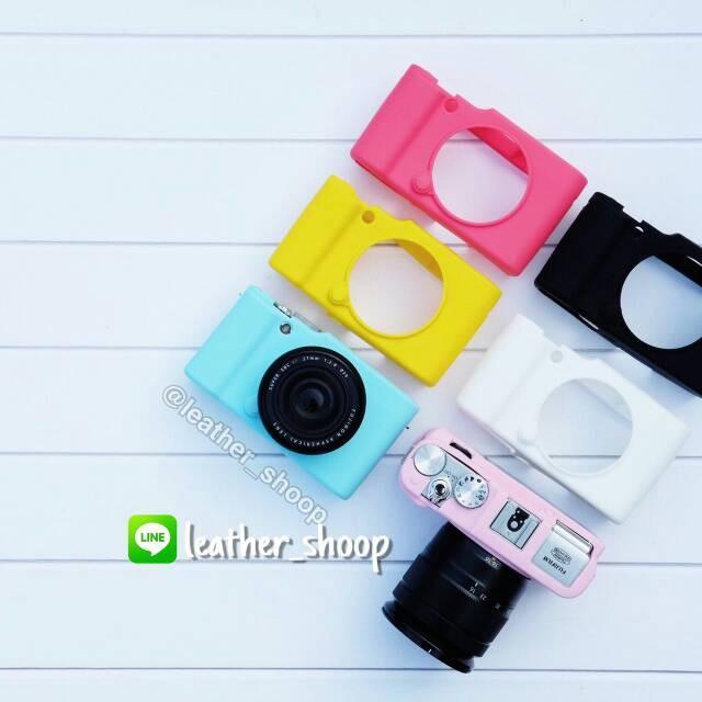 harga Silicone soft case kamera fujifilm xa2 xm1 Tokopedia.com