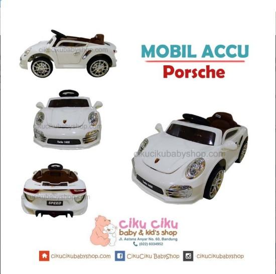 harga Mobil mainan aki porsche Tokopedia.com
