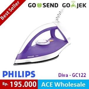 harga Setrika philips menjangkau bagian sulit diva gc122 gc 122 philip Tokopedia.com