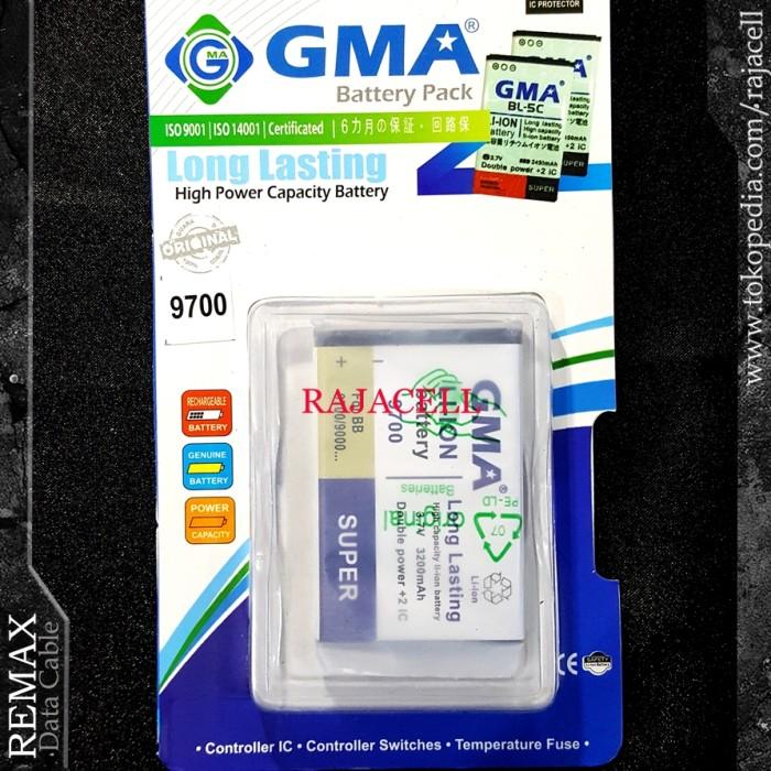 harga Baterai double power blackberry onix bold ms1 ms-1 gma battery Tokopedia.com