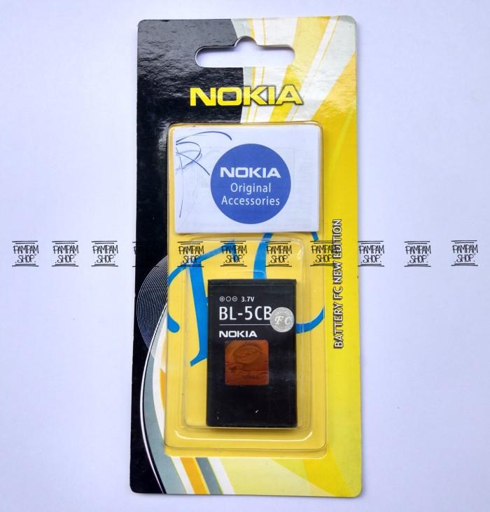 harga Baterai nokia n100 bl5cb original oem | battery bl 5cb bl-5cb n 100 Tokopedia.com