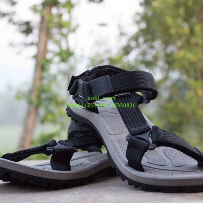 harga Sandal gunung suzuran slop grey w black 2 Tokopedia.com