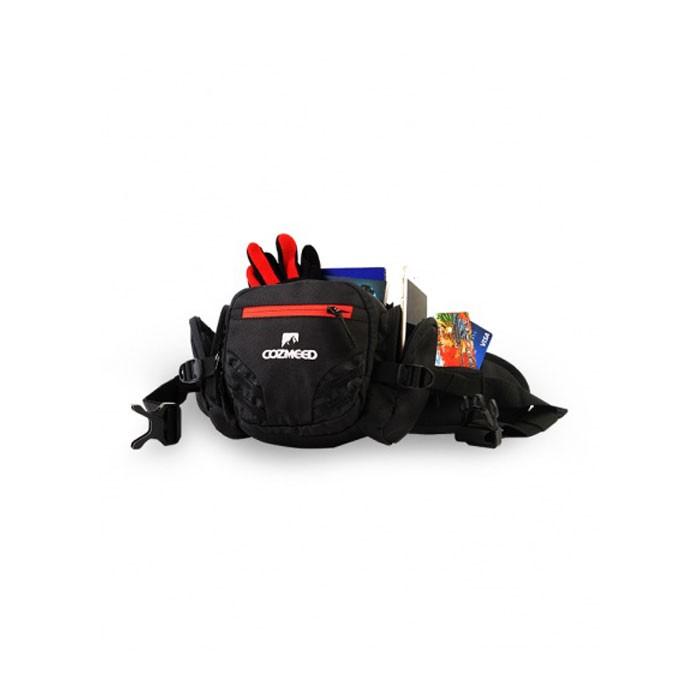 harga Tas pinggang/waistbag/waistpack/travel pouch cozmeed baliem Tokopedia.com