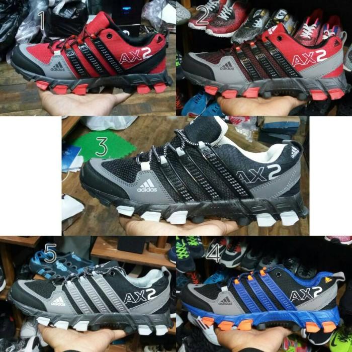 Sepatu Adidas Running Tracking Ax2