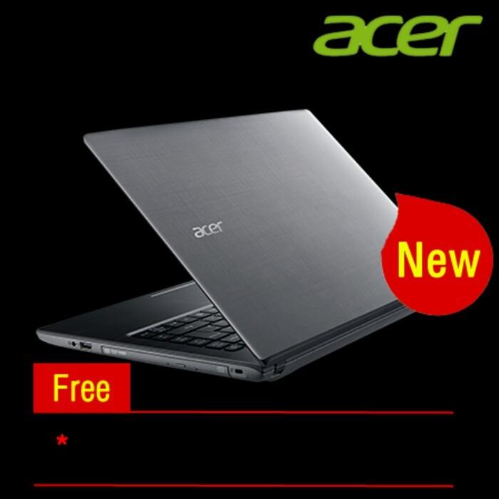 harga Perfect match!! gaming series acer e5-475g core i7-7500 windows 10 pr0 Tokopedia.com