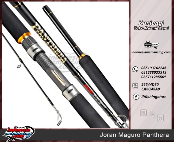 harga Joran spinning maguro panthera_213mh (untuk casting) Tokopedia.com