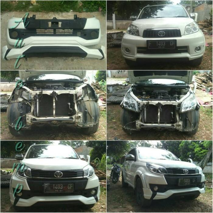 Jual Bemper Rush Bodykit 2016 Kab Bogor Auto Bemp S Tokopedia