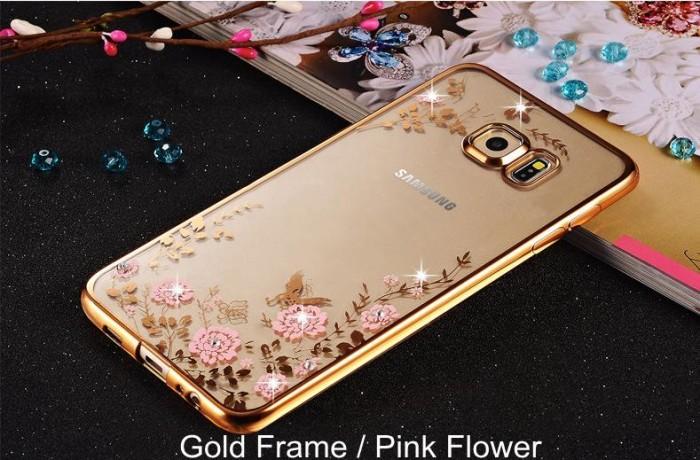 harga Casing silicon flower bling diamond samsung j7 prime cover soft case Tokopedia.com